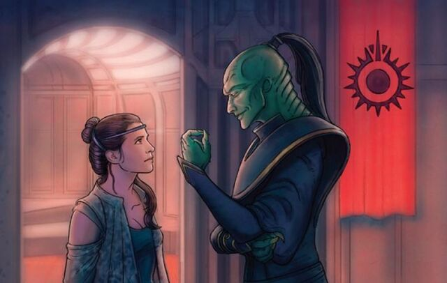File:Xizor and leia.jpg