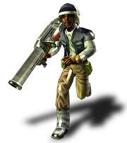 Rebel Vanguard