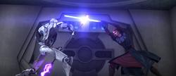 Skywalker vs MagnaGuard