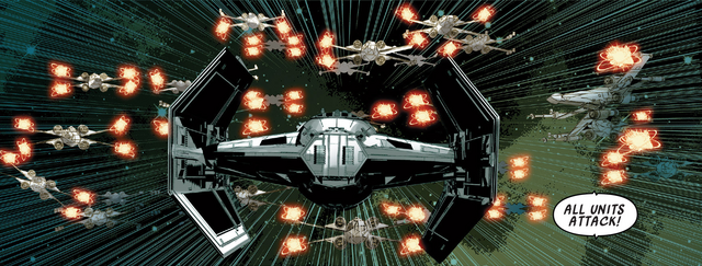 File:Yellow Squadron attacks Darth Vader.png