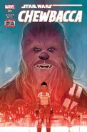 Star Wars Chewbacca 1 Cover