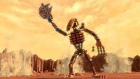 Veers battle droid Gambit on Geonosis
