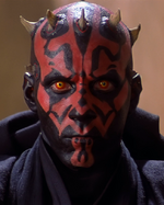 Darth Maul profile