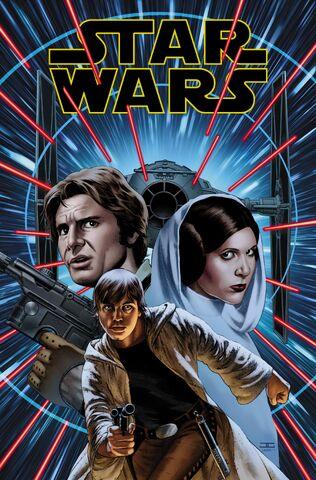 File:Star Wars Volume 1 hardcover cover.jpg