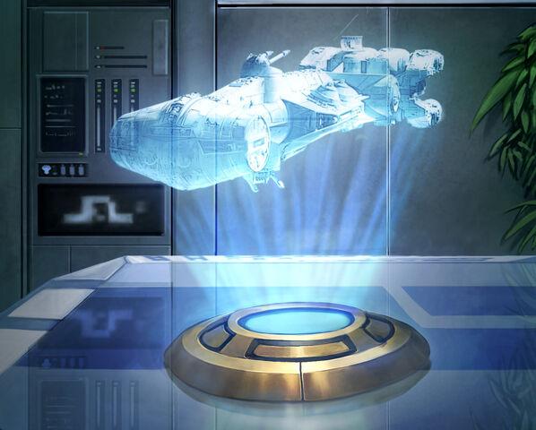 File:Corellian Corvette Hologram.jpg
