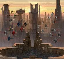 Rogue Squadron Scalf