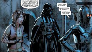 Triple Zero Vader Aphra Lars farm