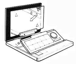 Directional transponder