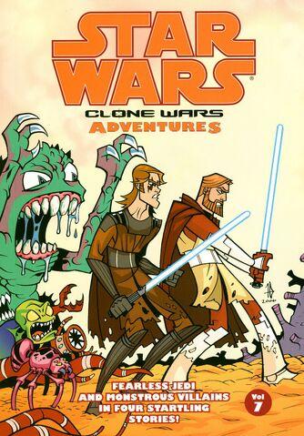 File:Clone Wars Adventure Volume 7.jpg