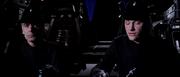 Vaders shuttle pilots