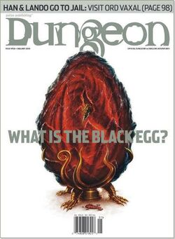Dungeon Magazine 106 cover