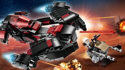 Eclipse Fighter LEGO