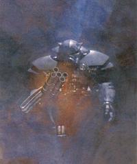 Shrouded Dark Trooper