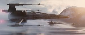 Episode VII - X wing Squadron