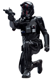 FO TIE Fighter Pilot