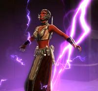 Seake lightning