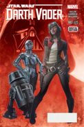 Star Wars Darth Vader Vol 1 3 2nd Printing Variant