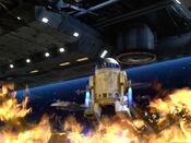 R2 flames