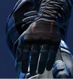 Sith Dueling gloves