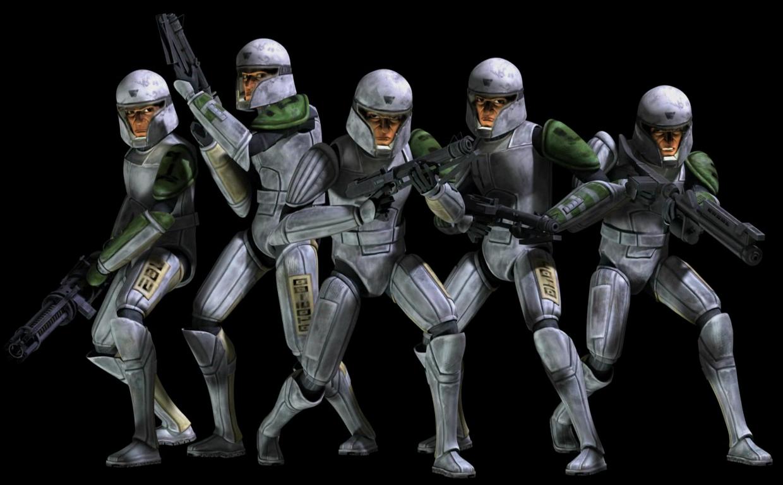 Clone Training Armor Wookieepedia Fandom Powered By Wikia