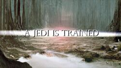 AMJ-A Jedi is Trained
