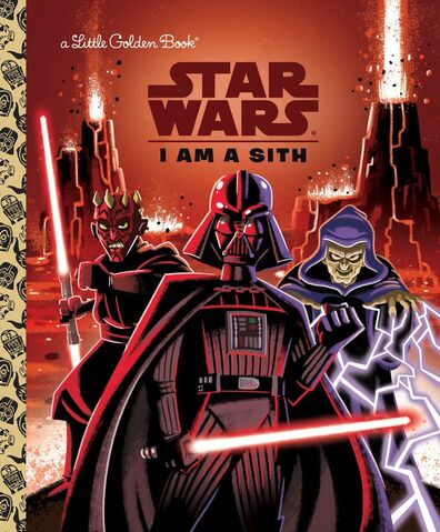 File:I Am a Sith cover.jpg