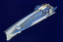 Eddicus-class planetary shuttle