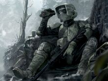 Cloaking armor SWTCG by Kai Lim