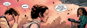 Sana Han and Leia