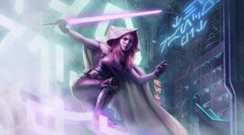 Mara Jade TCG Balance of the Force