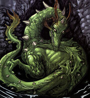 King of the Dragonsakes