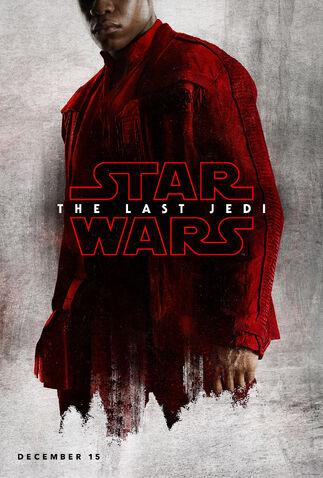 File:John Boyega Finn The Last Jedi Teaser Poster.jpg