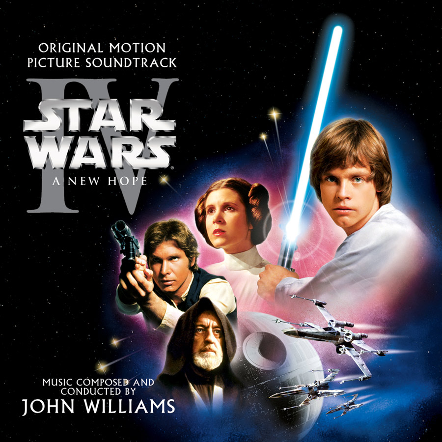 Image result for star wars soundtrack