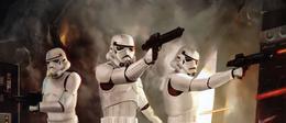 Imperial forces on Cholganna-BtR