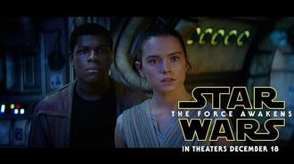 Star Wars The Force Awakens Trailer (Official)