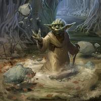Always in motion Yoda PoV