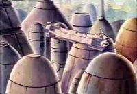 Chuzalla spaceport