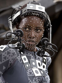 Lupita-motion-capture