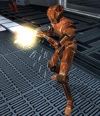 HK47 Power Blast - KOTOR