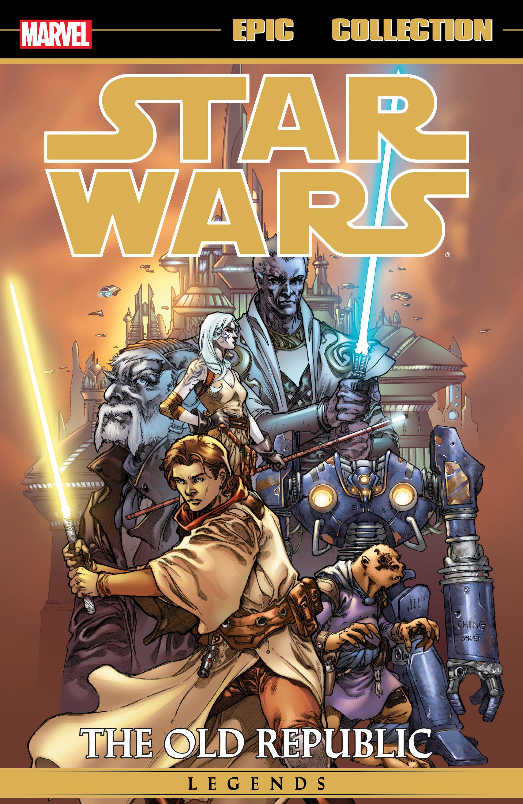 Star Wars Legends
