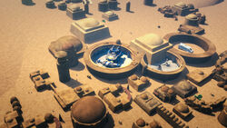StarScavenger Tatooine Duel