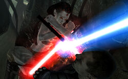 Brood vs Starkiller