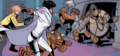 Evaan and Leia fight club guards.png