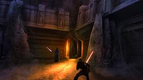 Sith rivalry