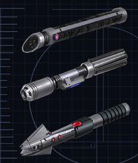 Sith Lightsabers
