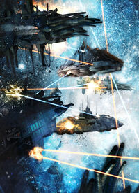 Great Hyperspace War by John Van Fleet