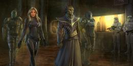 Xizor escort Edge of the Empire