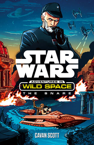 File:Wild Space The Snare cover.jpg