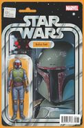 Star Wars Vol 2 4 Action Figure Variant A