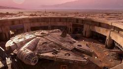 Rebel Hangar DICE